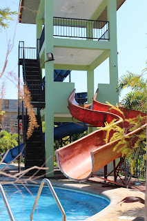 marand resort slide