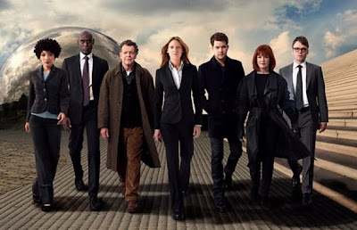 science-fiction TV serien Fringe