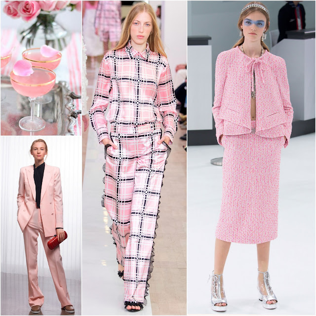 модный цвет одежды весна лето 2016