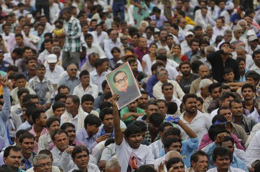 குஜராத்தில் பவுத்த சமயத்தைத் தழுவிய 300 தலித்துகள்