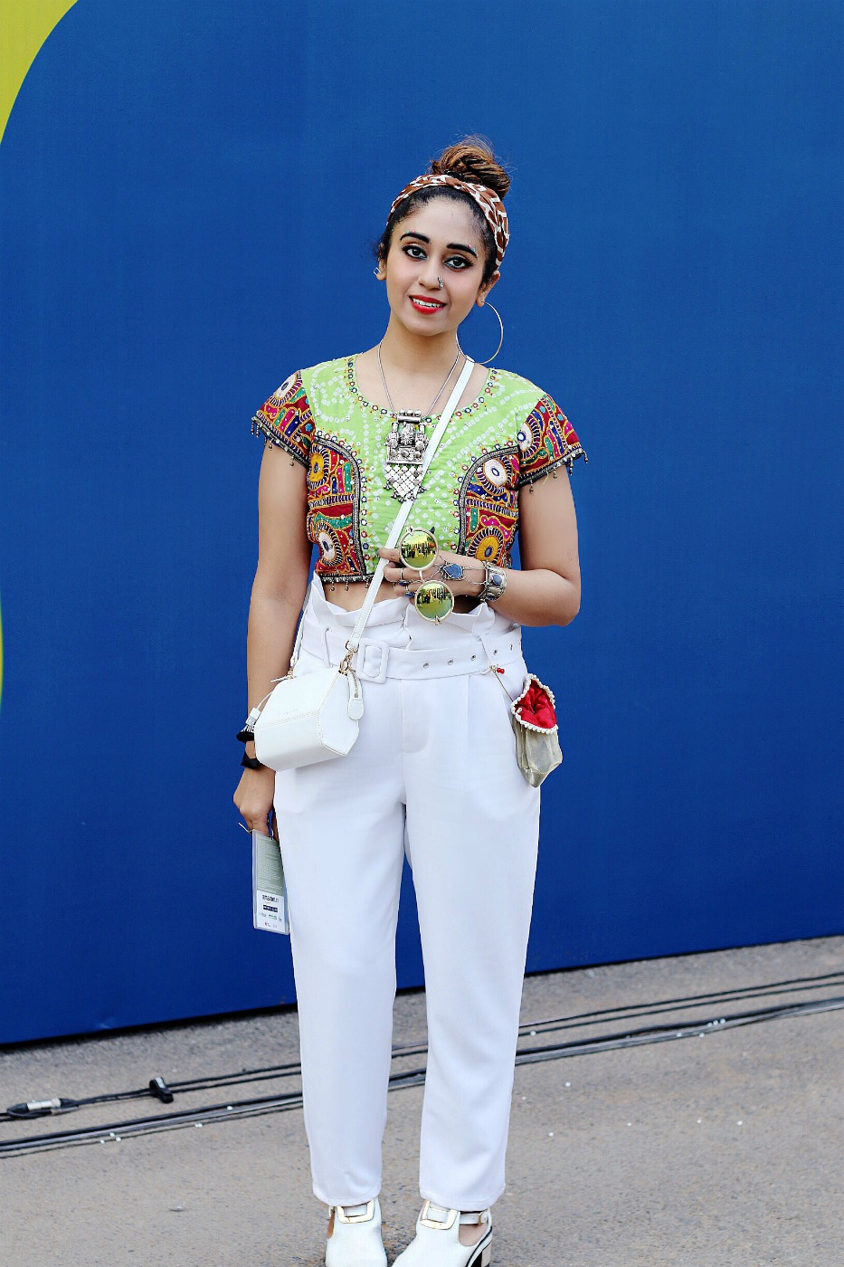 The Best Street Style at New York Fashion Week - indian fashion week