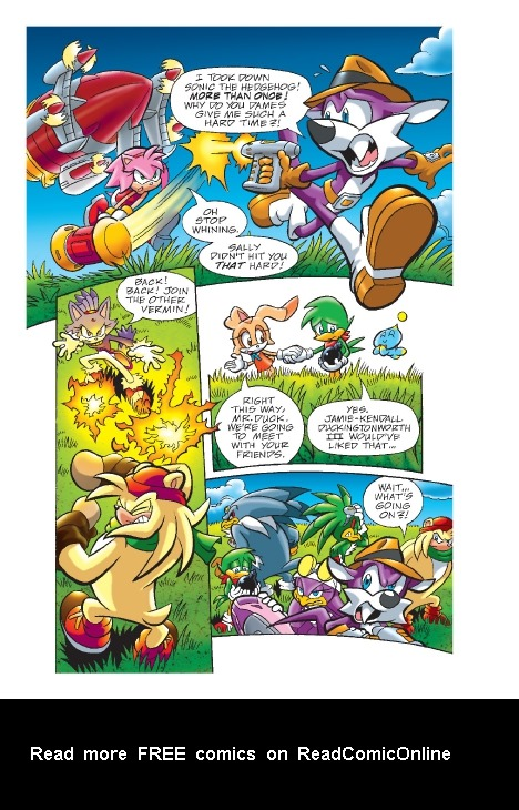 Read online Sonic Comics Spectacular: Speed of Sound comic -  Issue # Full - 206