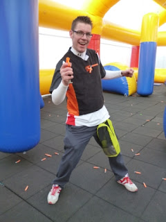 Nerf at Quest Merry Hill