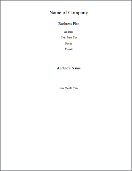 Examples Of Cover Page – Book Report Cover Sheet