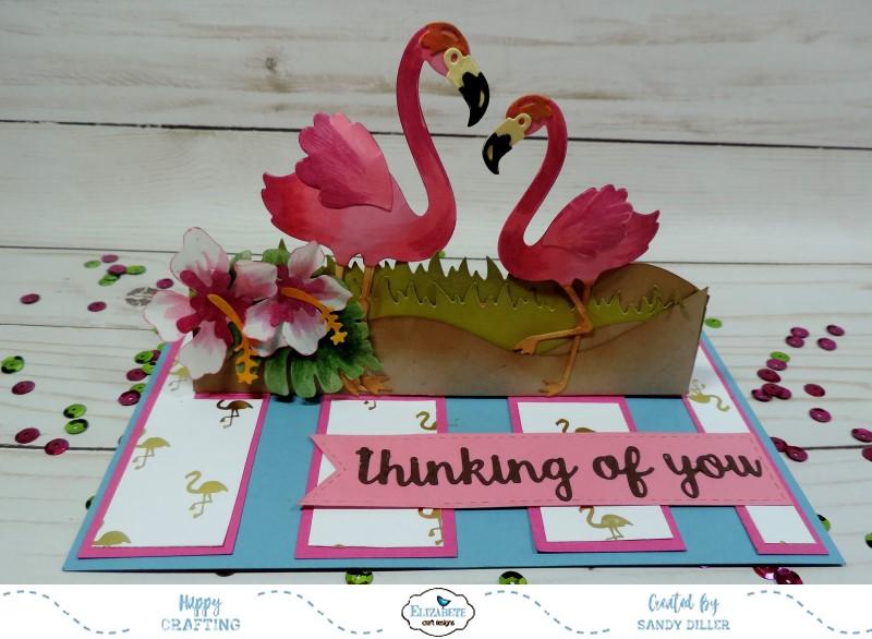 Elizabeth Craft Flamingos에 대한 이미지 검색결과