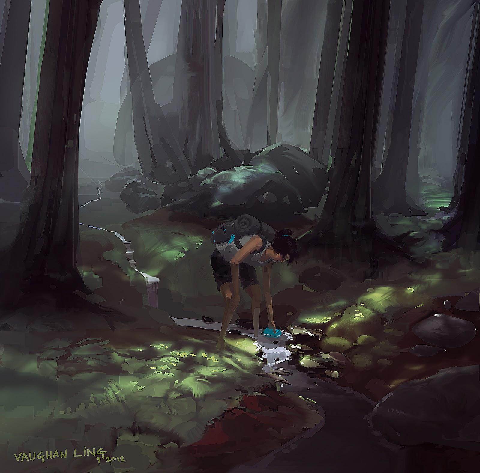 V Ling Forest