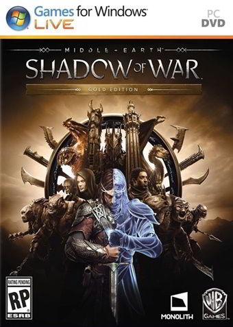La Tierra Media: Sombras de Guerra Gold Edition PC Full Español