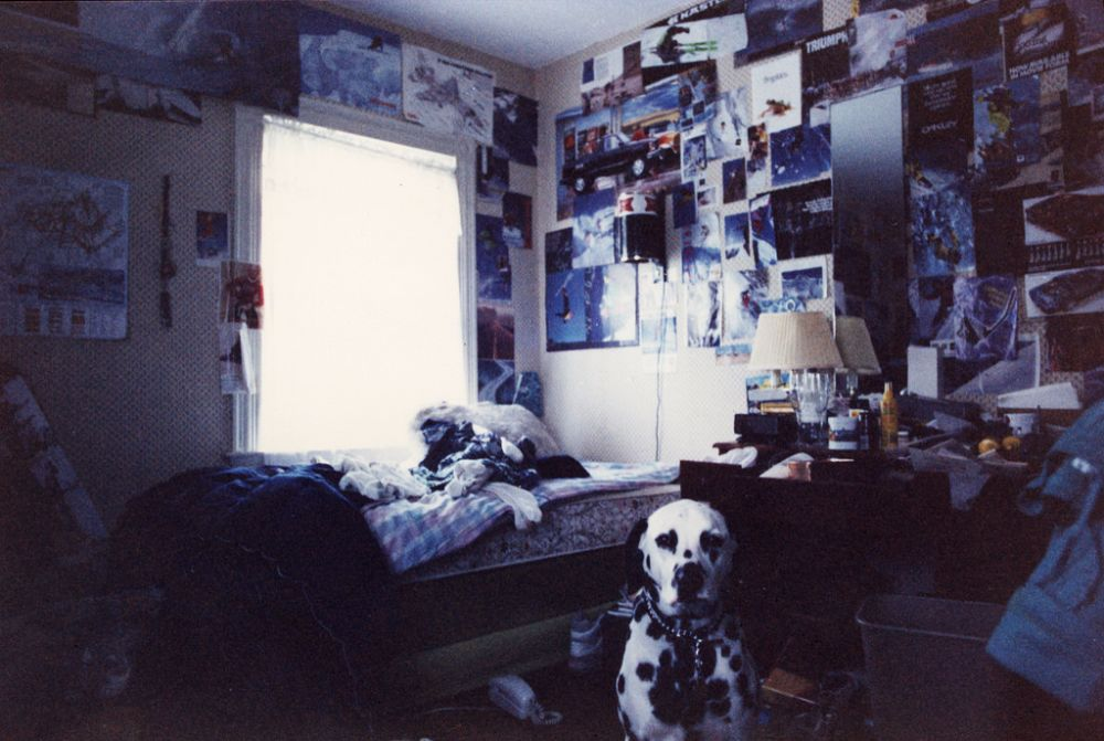 So Many Posters 40 Vintage Pictures Showing Teenage Bedrooms in the 1980s  vintage everyday