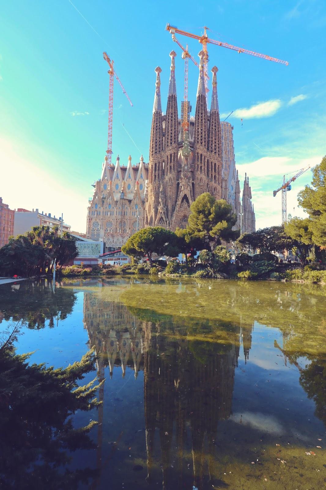barcelona atrakcje zwiedzanie blog