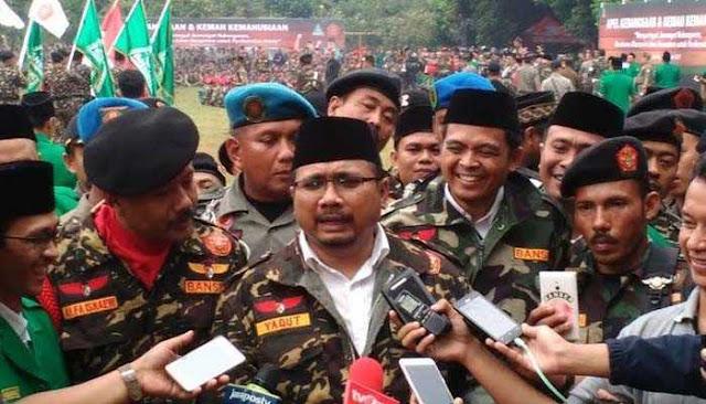 GP Ansor: Kami Umat Islam Juga