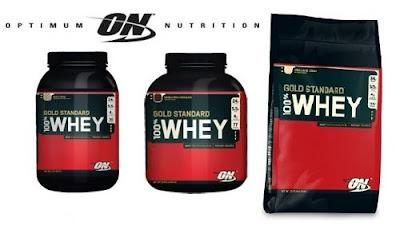 ملعومات كاملة عن بروتين واي جولد ستاندرد Gold Standard Whey 100%