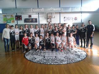 Τρεις νίκες και μία ήττα ο Πιερικός Αρχέλαος στο Πανελλήνιο Τουρνουά Μπάσκετ Κορασίδων