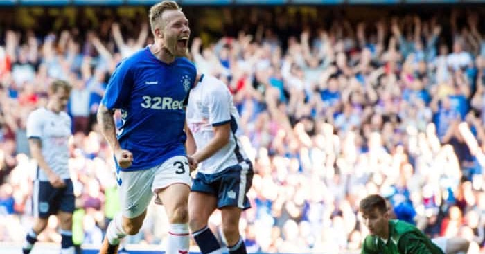 Are these the true stars of Gerrard's Rangers?