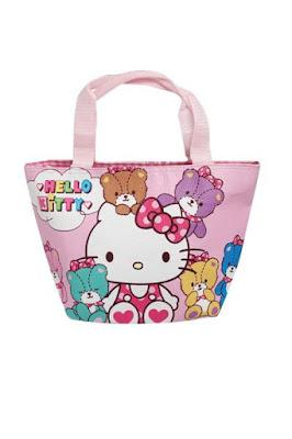 Tas Jinjing Hello Kitty Doll Bear
