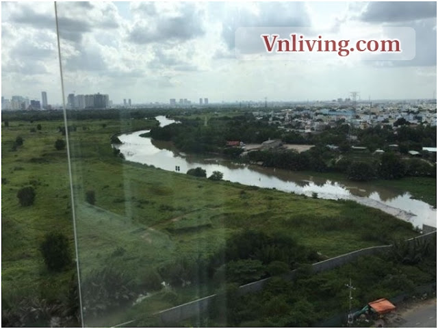 Flora Anh Dao apartment for rent 1 bedroom 300 USD Dist 9