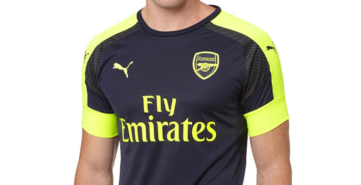 online store a310b eee14 Arsenal 16-17 Third Kit Released - Footy Headlines