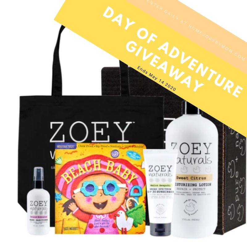 Day of Adventure #Giveaway