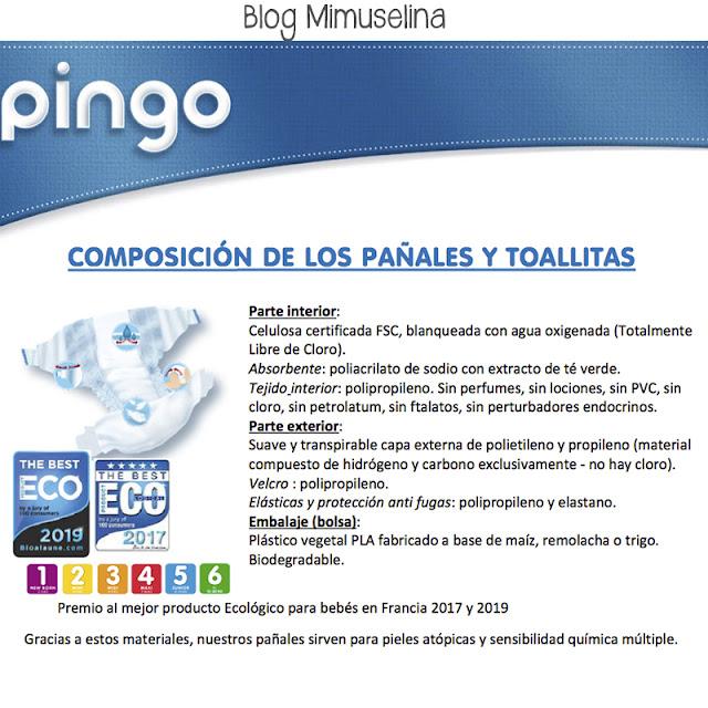 pañales pingo blog mimuselina elementos tóxicos y nocivos en los pañales