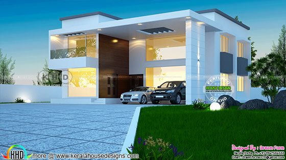 2992 square feet 3 bedroom contemporary house