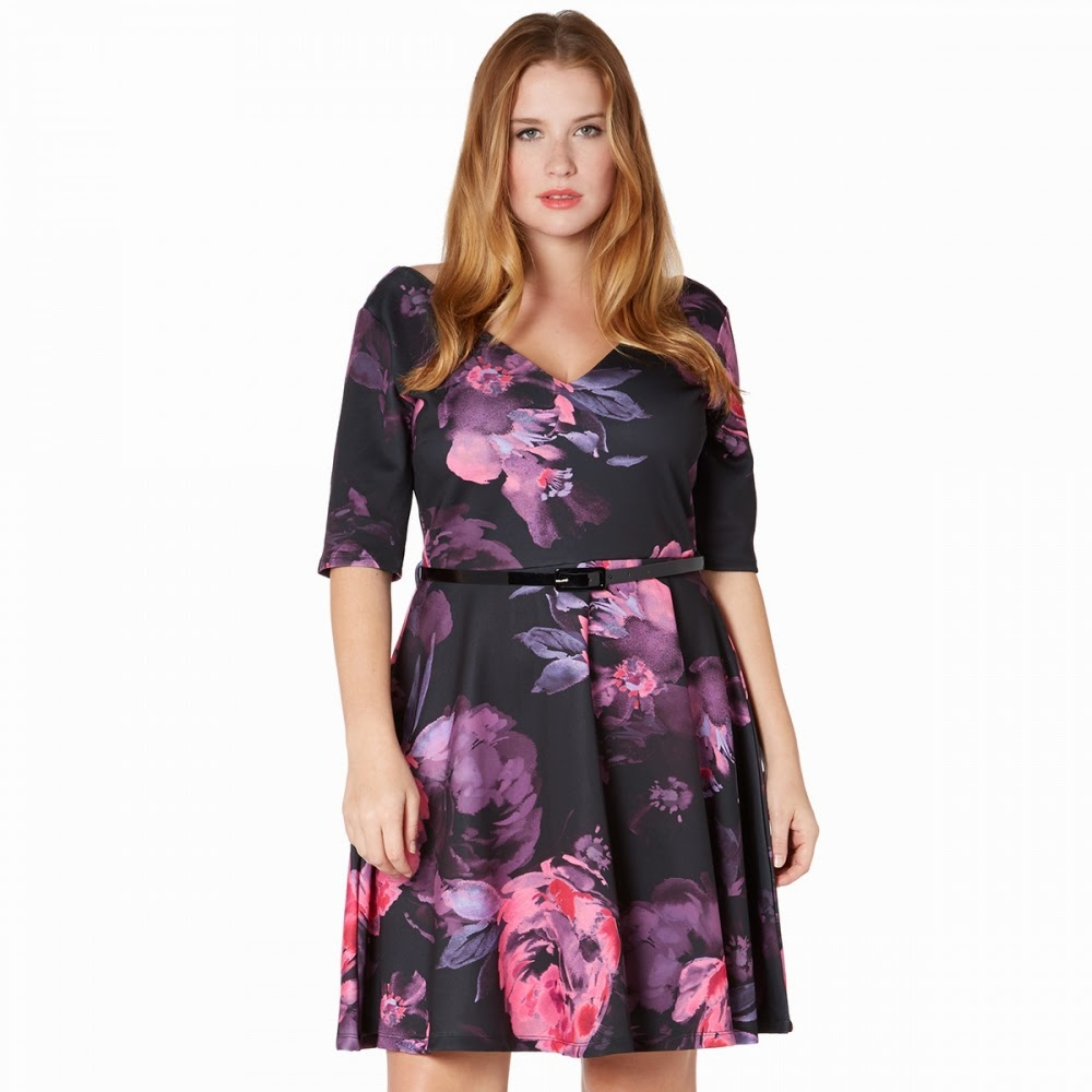 abb876da4637 Firstly they had this AMAZING dress in a size 32 which made me very happy,  it's an item I'll be adding to my wardrobe for sure!