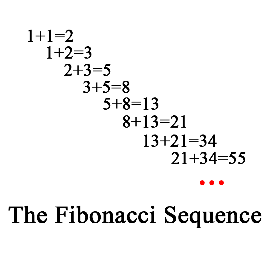 an overview of the fibonacci sequence in pascals triangle The one of purposes of this project is to overview the golden ratio b definitions of the golden ratio related to fibonacci sequence the golden triangle.