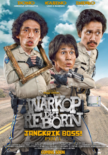 Download Film Warkop DKI Reborn: Jangkrik Boss! (2016) DVDRip Full Movie