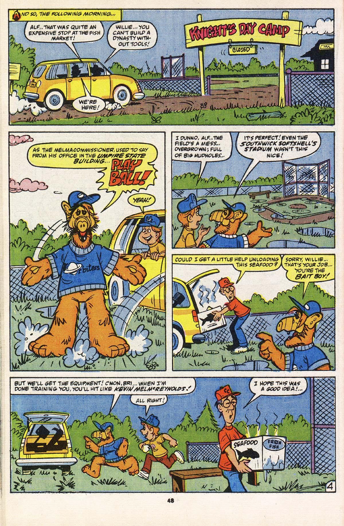 Read online ALF comic -  Issue # _Annual 2 - 44