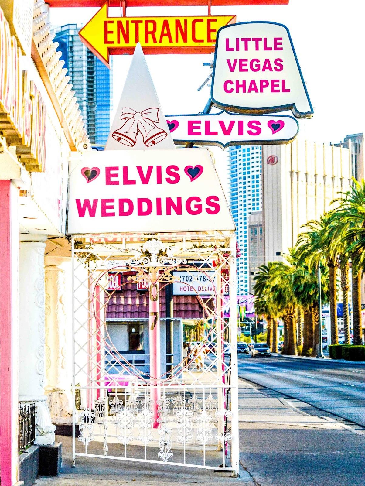 Elvis Weddings