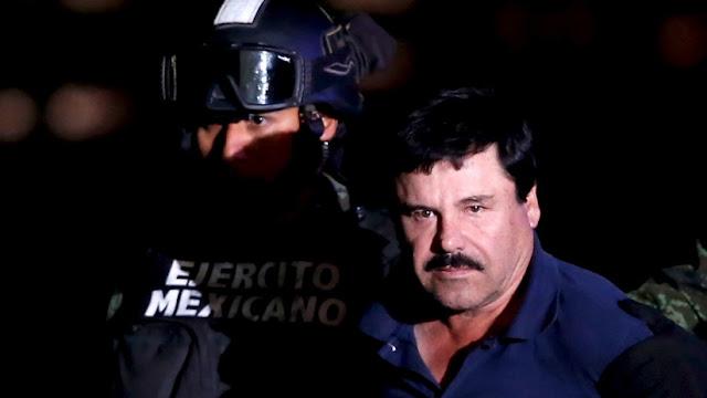 La DEA incluye a uno de los hijos de 'El Chapo' Guzmán en la lista de los 10 más buscados