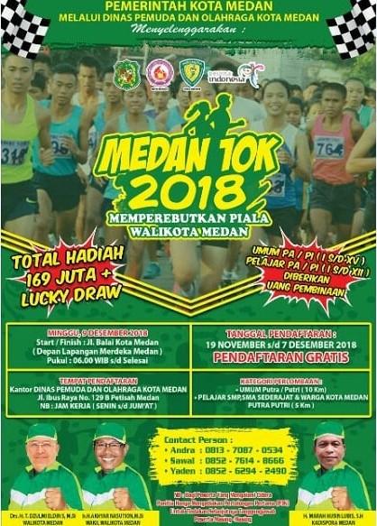 Medan 10K • 2018