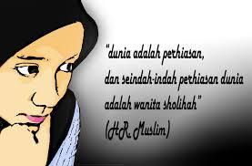 Kewajiban Wanita dalam pandangan islam