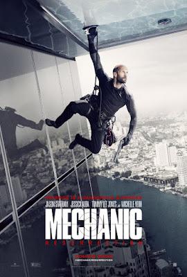 Mechanic: Resurrection (2016) 1080p