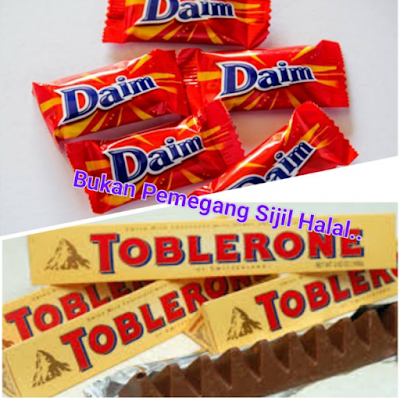 Toblerone / Daim