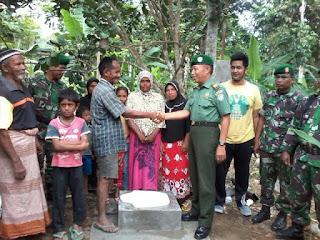 TNI Bantu 56.794 Kakus Untuk Masyarakat Aceh