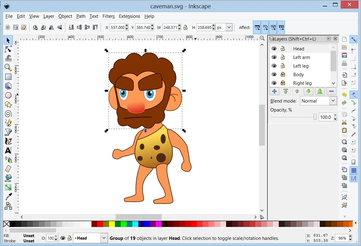 Abro la puerta y miro programas de dibujo para vuestras for Programas para dibujar