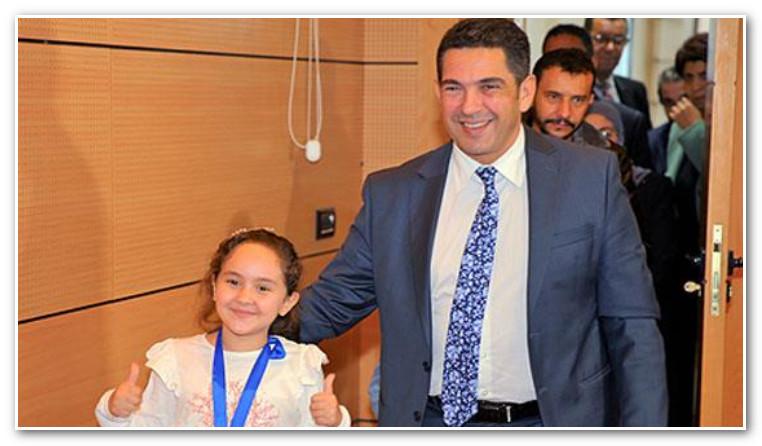 أمزازي: مريم أمجون أصبحت مصدر فخر للمغرب وللمدرسة المغربية