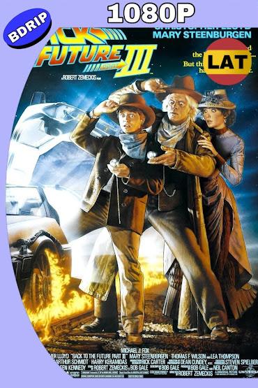 Volver al Futuro III (1990) BDRip 1080P Latino-Ingles MKV
