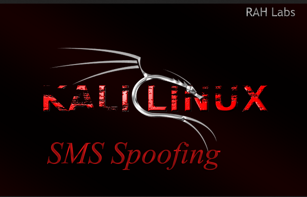 SMS Spoofing with Kali Linux   Hackers Chronicle - Online