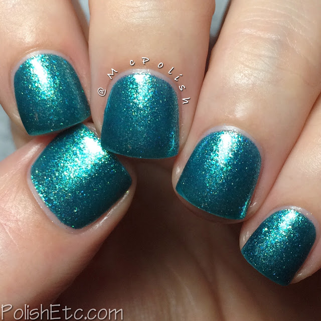 KBShimmer Fall 2015 Collection - Talk Qwerty To Me - McPolish