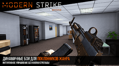 Modern Strike Online v1.0 Mod Apk Data (Unlimited Ammo)1