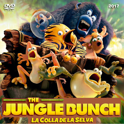 The Jungle Bunch - La colla de la selva - [2017]
