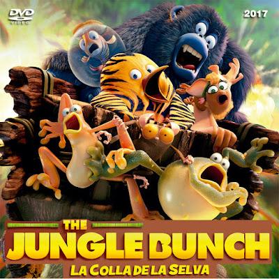 The Jungle Bunch - La colla de la selva - [2017]