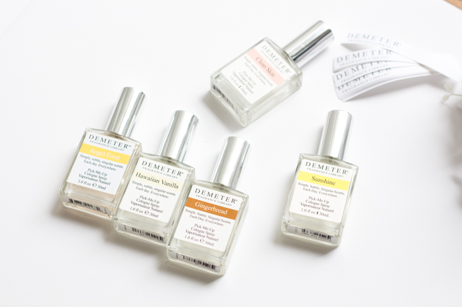 demeter foolproof blending duo & trio sets review