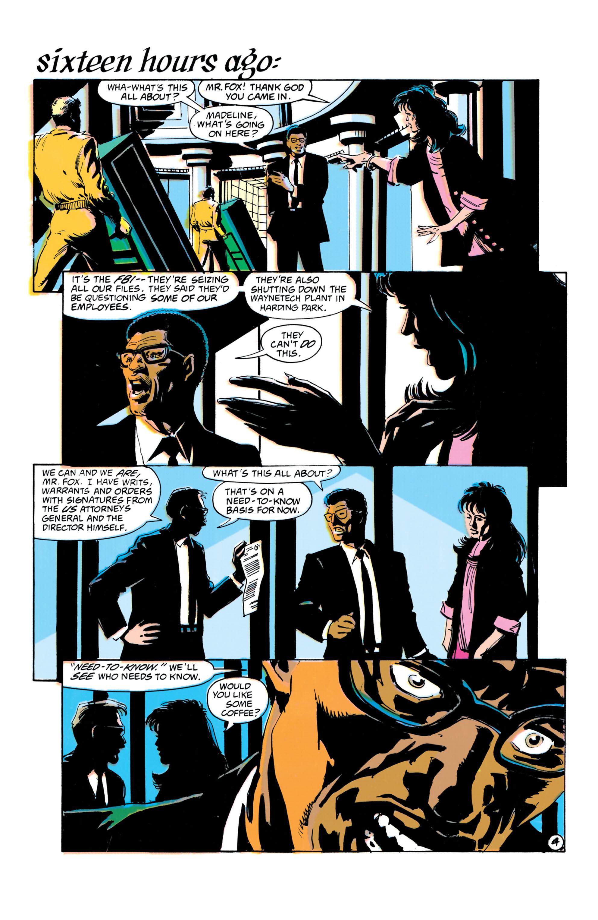 Detective Comics (1937) 658 Page 4