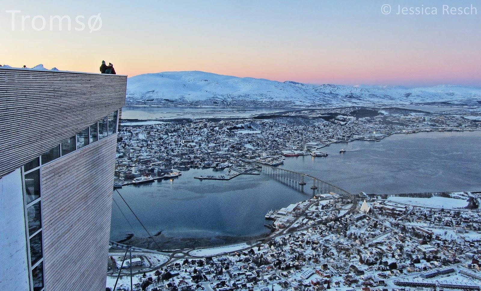 Bilder: Tromsö (Norwegen)