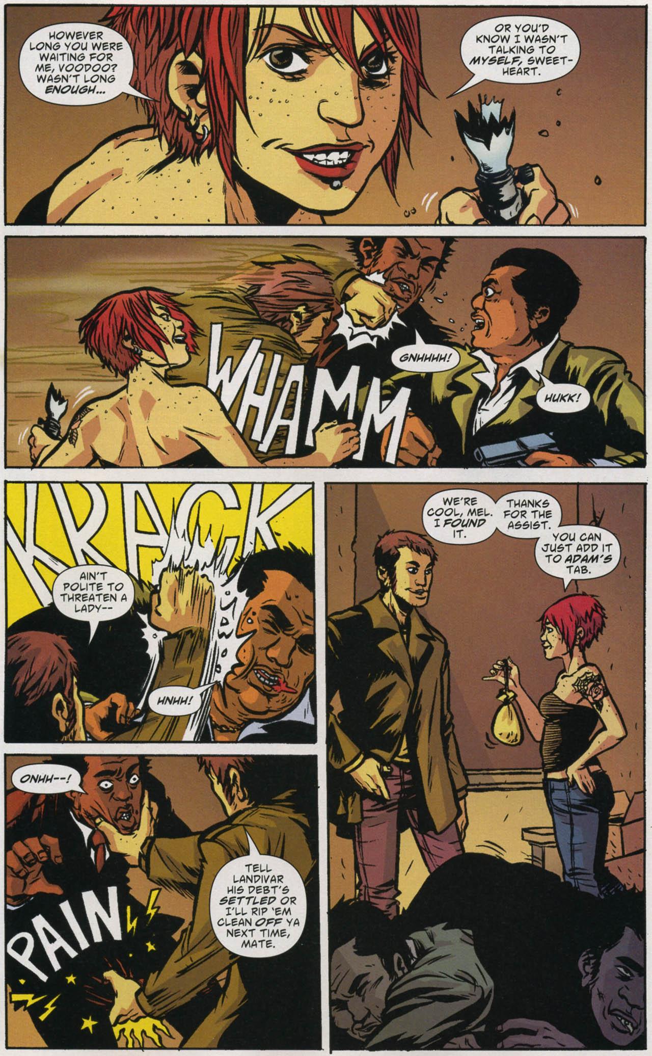 Read online American Virgin comic -  Issue #5 - 5