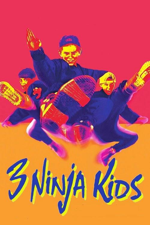 3 Ninja Siêu Quậy - 3 Ninjas