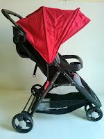 Kereta Bayi BabyDoes CH703 Compact3