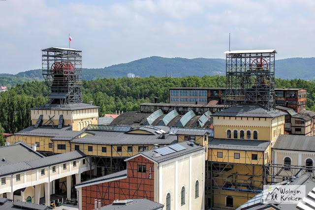 Stara Kopalnia w Walbrzychu - centrum muzealne