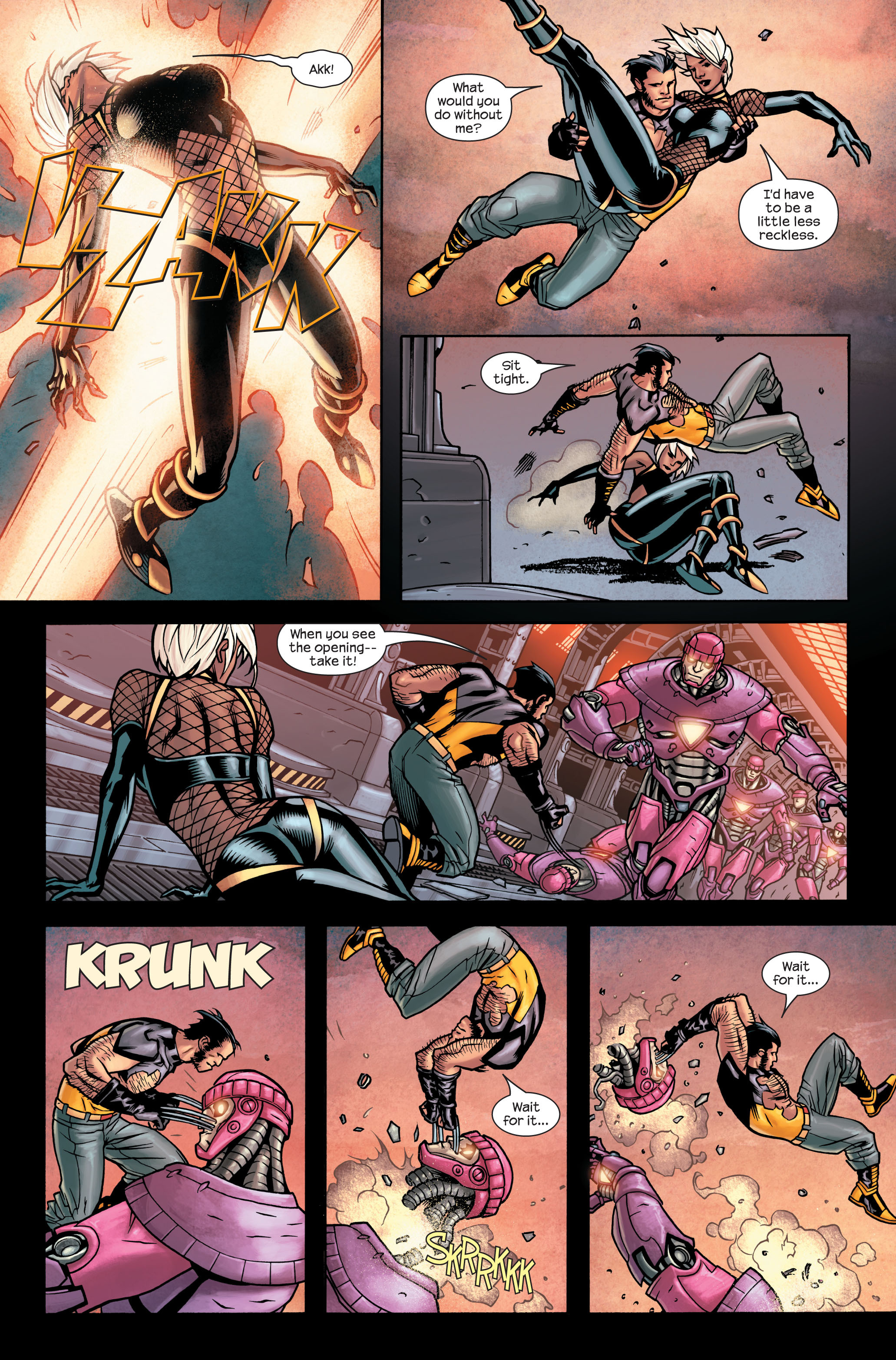 Read online Ultimate X-Men comic -  Issue #86 - 13